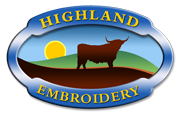 Highland Embroidery